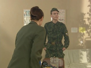 Солдаты 1 сезон 3 серия