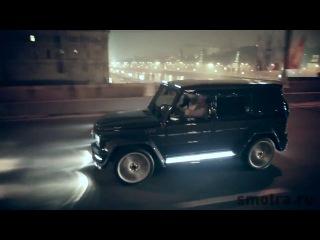 Mercedes-Benz Gelandewagen G55.