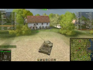 Гайд по Т25/2 World of Tanks от Amway921.