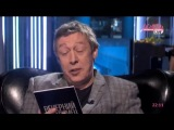 Михаил Ефремов читает по чувашски.