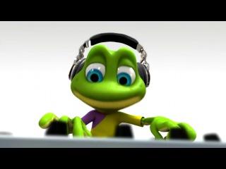 Лягушонок - Диджей- Прикольное и забавное Видео !!!