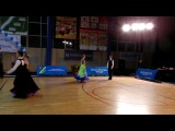 Европейская программа, Юниоры-1 Е+Д, 4 танца