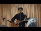 Максим Воробей исполняет песни на стихи М. Анчарова