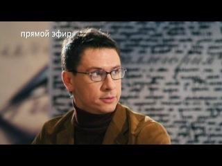 ХБ ШОУ - Телеканал Культура (О лире, поэзия)