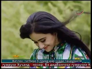 Нозия ва Мухаммадрофи-Эй Ватан, зинда бош 2014