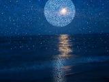 Лунный блюз (музыка и слова - Саша Виста, поют Инна Мень и Катя Мень)