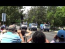 Дакар 2013. 16 День (день награждения). Наши на улицах Сантьяго