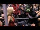 Стриптиз шоу 18+ - Пак 5, видео 50 ( Lydia P. & Hally Thomas in prison - Celje 2009 )
