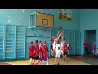 3 четверть Раденск vs ЗОШ№4(часть1)