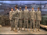 SNL Army Stutter skit