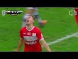 Футбол. РФПЛ. 2013/14. 9й тур. Спартак - ЦСКА - 3:0 (краткий обзор)