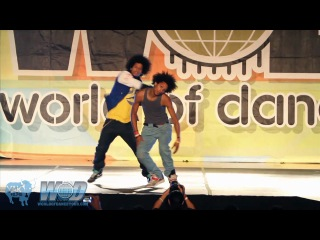 LES TWINS World of Dance San Diego 2012 WOD YAK FILMS