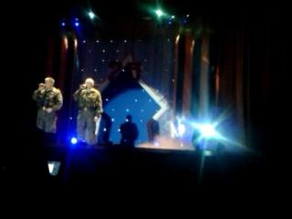Концерт посвящен 25 годовщине вывода войск из афганистана 5 песня