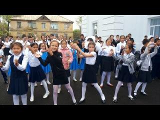 Танцы на большой перемене)