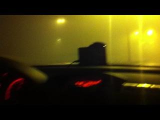 Едем в тумане, октябрь 2012