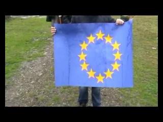 Демонстрації в різних містах України проти асоціації з ЄС