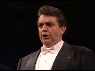 Verdi: Ahimè. S'appressa alcun (Ghena Dimitrova, Franco Farina, Juan Pons; James Levine, 27.04.1996)