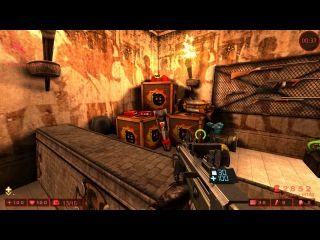 Killing Floor map The Great Pyramid from Serious Sam The First Encounter