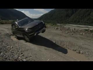Автомобиль Mercedes-Benz M-класс (Мерседес-Бенц М). Видео тест-драйв