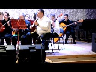 Оркестр Народных Инструментов Пензенского Музыкального Колледжа им. А. А. Архангельского