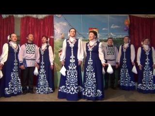 Концерт в Полеводстве. на минуте 6.50 премьера новой шуточной песни-сценки