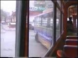 Пермь 2001. Прогулка на троллейбусе