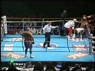 2002-07-27 Larry Holmes vs Eric «Butterbean» Esch