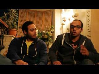 Mohamed Ashraf Omar & Yehia Essam from Egypt