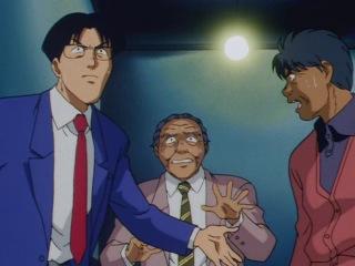 Kindaichi Shounen no Jikenbo / Дело ведет юный детектив Киндаичи - 3 серия [Persona99.GSG]
