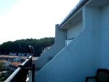 Турция. Вид из окна Легенд Отель Рива. Черное море. Октябрь 2012г.