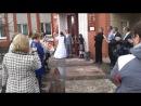 На свадьбе 1-й день