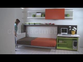 Poppi Sd. compactmebel.ru Великолепная итальянская мебель потрясающего качества. необычный дизайн