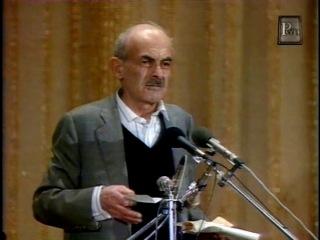 Булат Окуджава - Творческий вечер в Центральном Доме Литераторов (16 февраля 1992 г.)