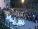 Рождественский парад в Диснейленде Париж 17.12.13. Санта-Клаус