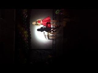 Диана Ганова( Рефлекс- в первый раз)