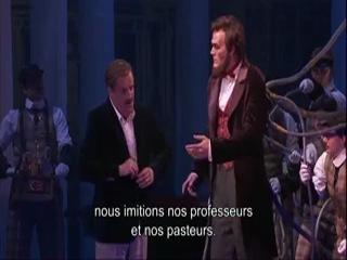 Philip Glass (Филип Гласс) - The Perfect American (Идеальный американец), Театр Real Madrid 2013, Дэннис Рассел Дэвис, реж. Филим МакДермотт