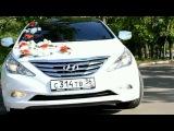Свадебный кортеж Hyundai Sonata YF