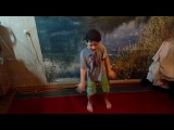 Танец Льва Алекса из Мадагаскара. Исполняет Рома