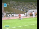 Лига Чемпионов 1999-00 1 групповой раунд 4 тур Группа A Динамо Киев - Байер Леверкузен 2 тайм [HD]