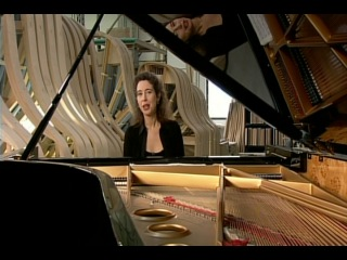 Angela Hewitt - Bach Performance on the Piano
