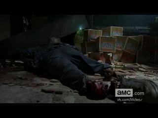 Ходячие Мертвецы The Walking Dead 4 сезон 1 серия Съёмки HD