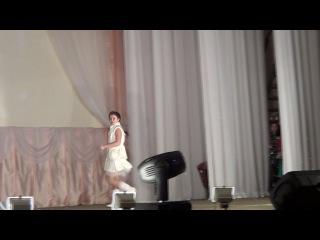 Конкурс мисс Снегурочка 2013(Дефиле)