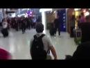 2013.03.16 Junnosuke Taguchi (KAT-TUN) - In Bangkok Suvarnabhumi Airport