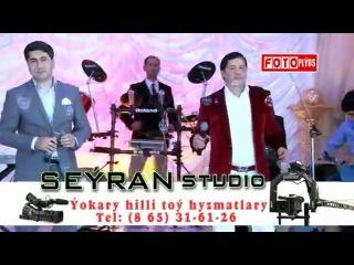 Yazberdi Mahmudow ft. Azat Oramadow - Yar yar [HD] 2012