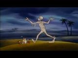 Чип и Дейл спешат на помощь 2 сезон 15 серия. Похождения мумии