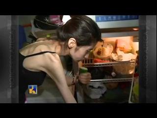 Un caso de anorexia en Ecuador