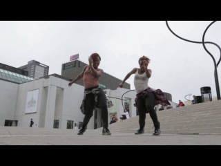 Jaylene and kayliss | french dancehall twins in montreal canada | vk.com/hiphop_archive