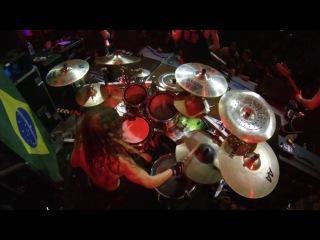 Havok - Unnatural Selection (Live Pete Webber Drum Cam)