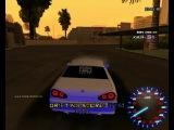 Drift Elegy in GTA:Sa-mp