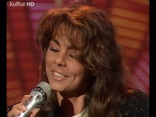 Sandra - Around My Heart (Die Pyramide - ZDF.Kultur HD 1989 jun17)